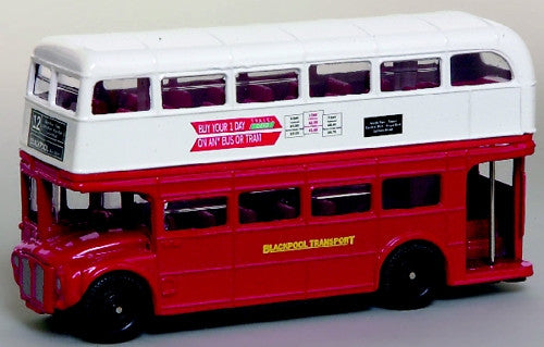 Oxford Diecast Blackpool - 1:76 Scale