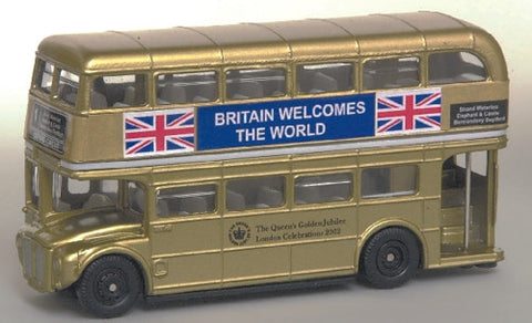 Oxford Diecast Golden Jubilee - 1:76 Scale