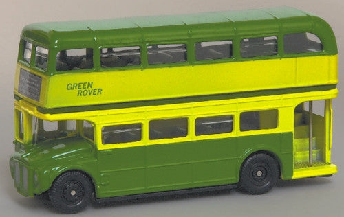 Oxford Diecast Green Rover - 1:76 Scale