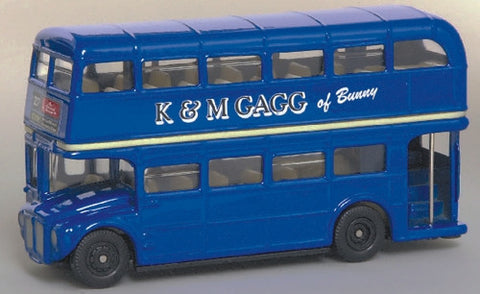 Oxford Diecast Gaggs of Bunny - 1:76 Scale