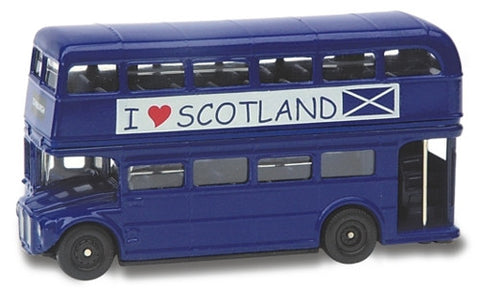 Oxford Diecast I Love Scotland - 1:76 Scale