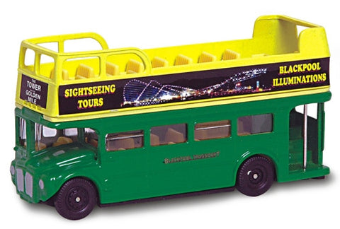 Oxford Diecast Blackpool Open Top - 1:76 Scale
