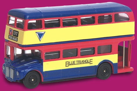 Oxford Diecast Blue Triangle - 1:76 Scale