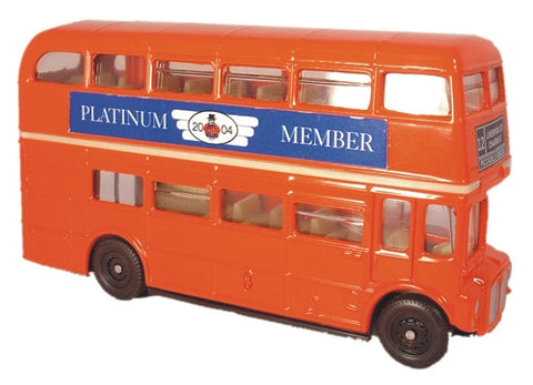 Oxford Diecast PLATINUM 2004 - 1:76 Scale