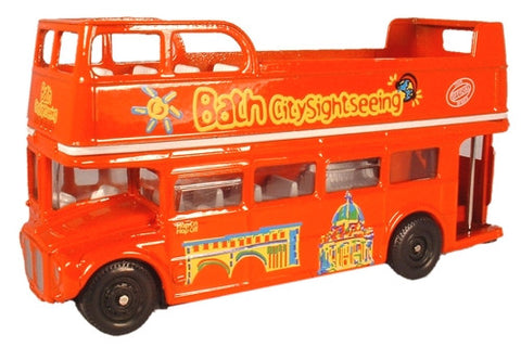 Oxford Diecast Bath City Sightseeing - 1:76 Scale