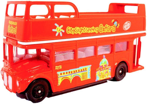 Oxford Diecast Oxford City Sightseeing - 1:76 Scale
