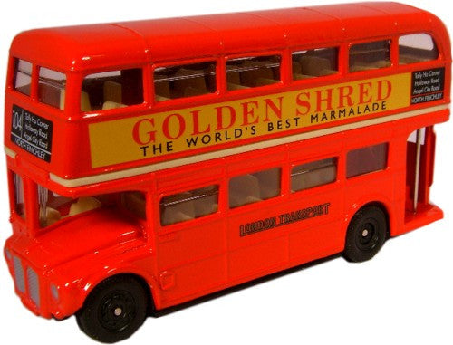 Oxford Diecast Golden Shred - 1:76 Scale