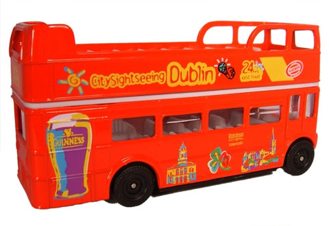 Oxford Diecast Dublin City Sightseeing - 1:76 Scale