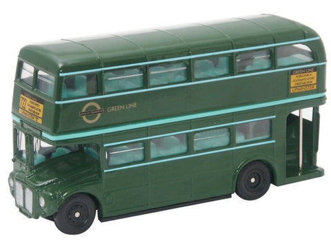Oxford Diecast Greenline Bus - 1:76 Scale