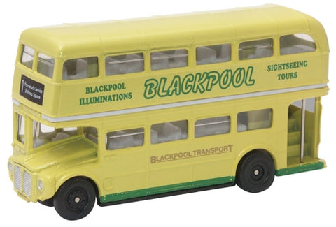 Oxford Diecast Blackpool Closed Top - 1:76 Scale
