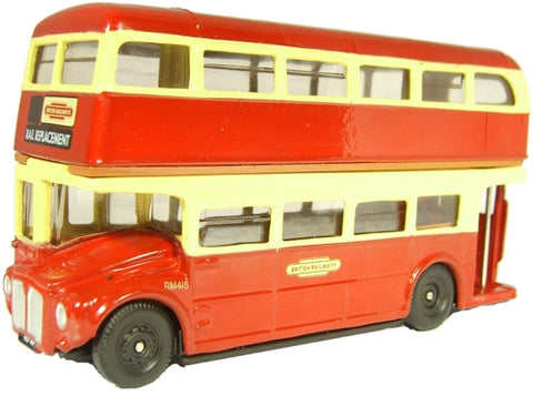 Oxford Diecast British Rail Routemaster - 1:76 Scale