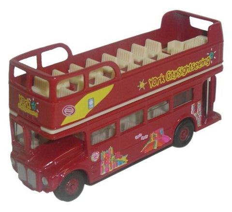 Oxford Diecast York Citysightseeing - 1:76 Scale