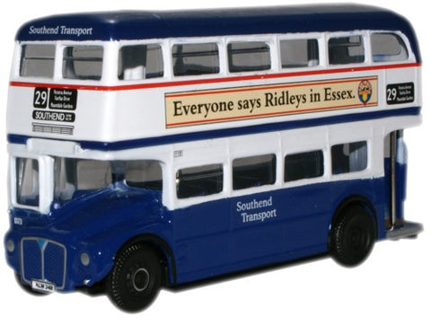 Oxford Diecast Southend Transport AEC Routemaster - 1:76 Scale