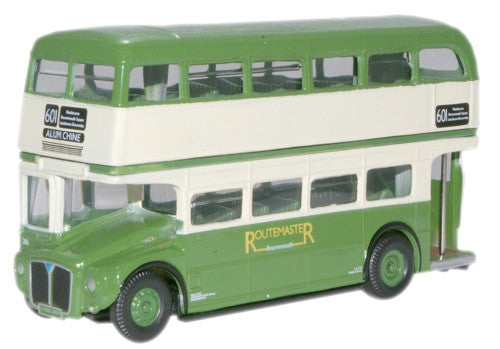 Oxford Diecast Routemaster Bournemouth AEC Routemaster - 1:76 Scale