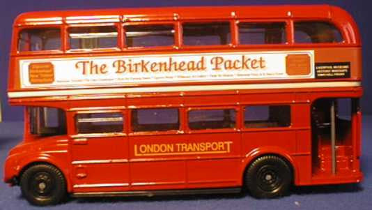 Oxford Diecast Birkenhead Packet - 1:76 Scale