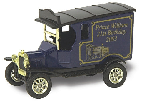 Oxford Diecast Prince Will 21