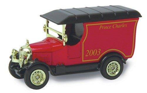 Oxford Diecast Prince Charles