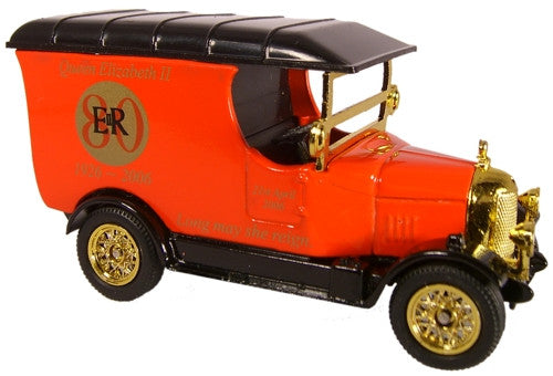 Oxford Diecast Queen Special Pack Red