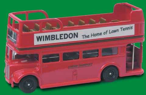 Oxford Diecast Wimbledon Open - 1:76 Scale