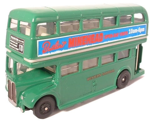 Oxford Diecast Western National - 1:76 Scale