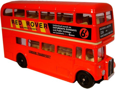Oxford Diecast Red Rover - 1:76 Scale