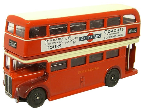 Oxford Diecast Devon General RT - 1:76 Scale