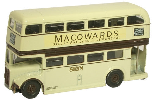 Oxford Diecast Swan Motors - 1:76 Scale