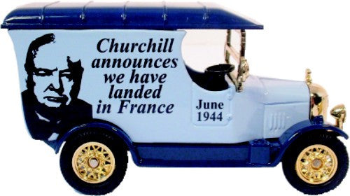 Oxford Diecast Churchill