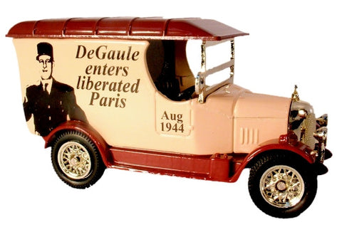 Oxford Diecast DeGaule