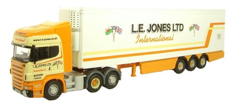 Oxford Diecast L E Jones - 1:76 Scale