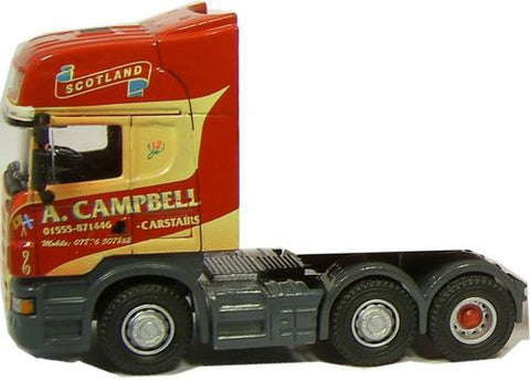 Oxford Diecast Campbell Cab - 1:76 Scale