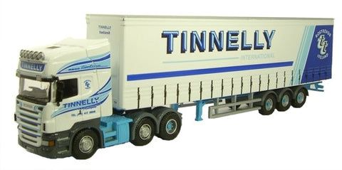 Oxford Diecast Tinnelly Transport - 1:76 Scale