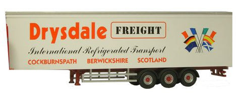 Oxford Diecast Drysdale Trailer - 1:76 Scale