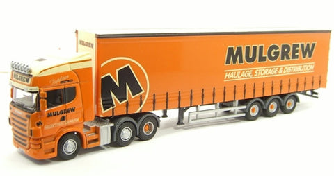 Oxford Diecast Mulgrew Haulage - 1:76 Scale