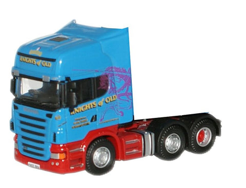Oxford Diecast Knights of Old Cab - 1:76 Scale