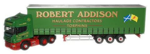 Oxford Diecast Robert Addison Scania - 1:76 Scale