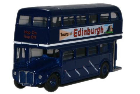 Oxford Diecast Scottish Bus - 1:76 Scale