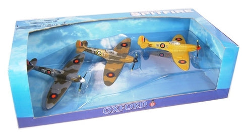 Oxford Diecast Triple Spitfire