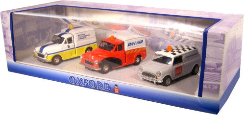 Oxford Diecast Triple Airlines - 1:43 Scale