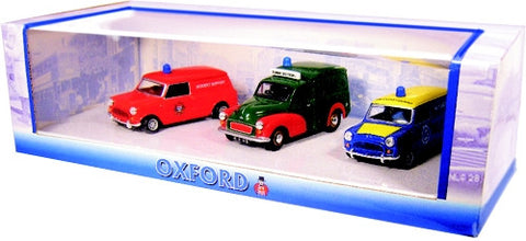 Oxford Diecast Emergency - 1:43 Scale