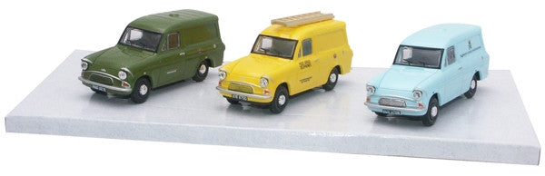 Oxford Diecast Anglia Set - 1:43 Scale