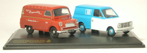 Oxford Diecast CO_OP GIFT SET - 1:43 Scale