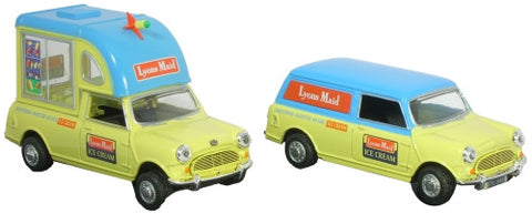 Oxford Diecast Twin Lyons Maid - 1:43 Scale