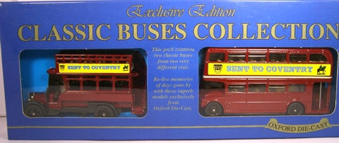 Oxford Diecast Sent to Coventry - 1:76 Scale