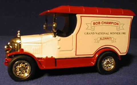 Oxford Diecast Bob Champion