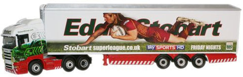Oxford Diecast Stobart Super League Huddersfield Giants - 1:76 Scale