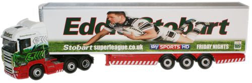 Oxford Diecast Stobart Super League Hull FC - 1:76 Scale