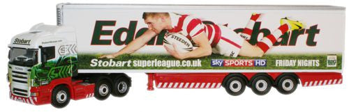 Oxford Diecast Stobart Super League Wigan Warriors - 1:76 Scale
