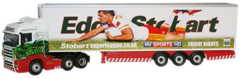 Oxford Diecast Stobart Super League Catalan Dragons - 1:76 Scale