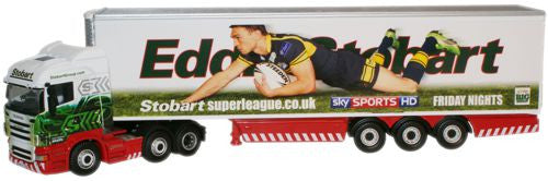 Oxford Diecast Stobart Super League Leeds Rhinos - 1:76 Scale